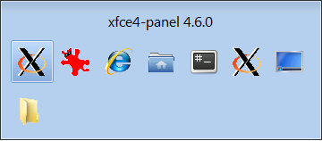 Seamless Remote Linux Desktop in Windows [Glump net]