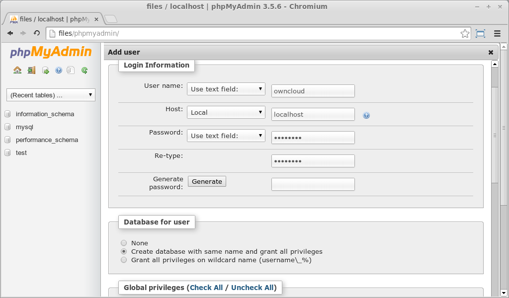 Building a Home File Server with ownCloud 4 5 and Subsonic